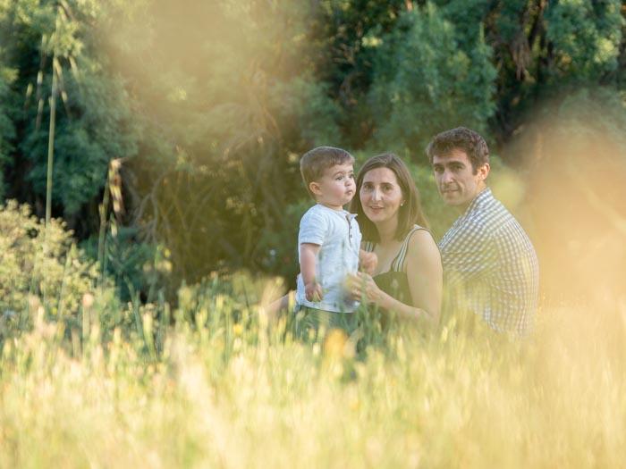 sesion fotos familia exterior