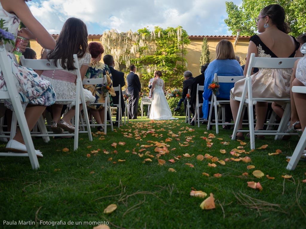 plano general celebración boda civil