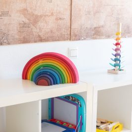 arcoíris waldorf