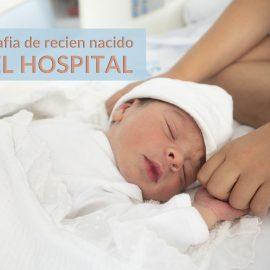 Fotos recien nacido: fotografia en post parto inmediato