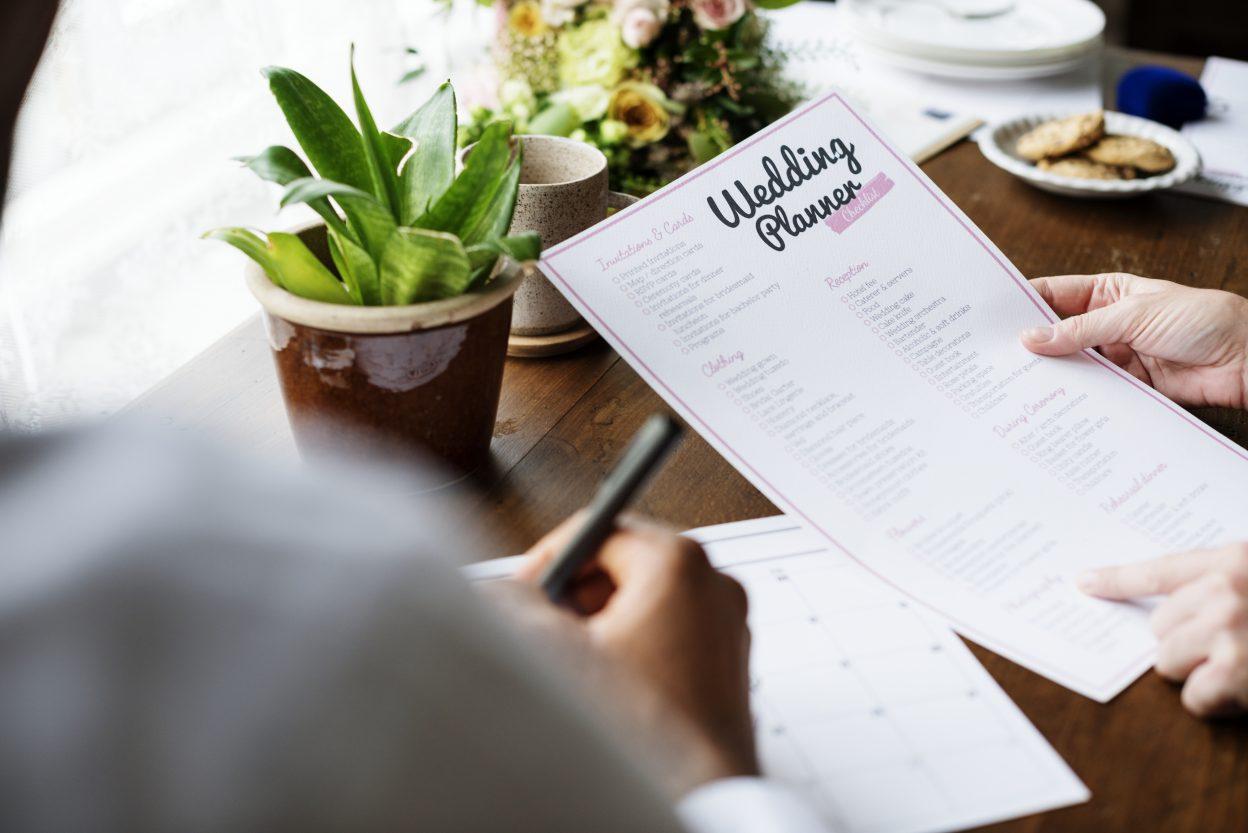 Organización boda