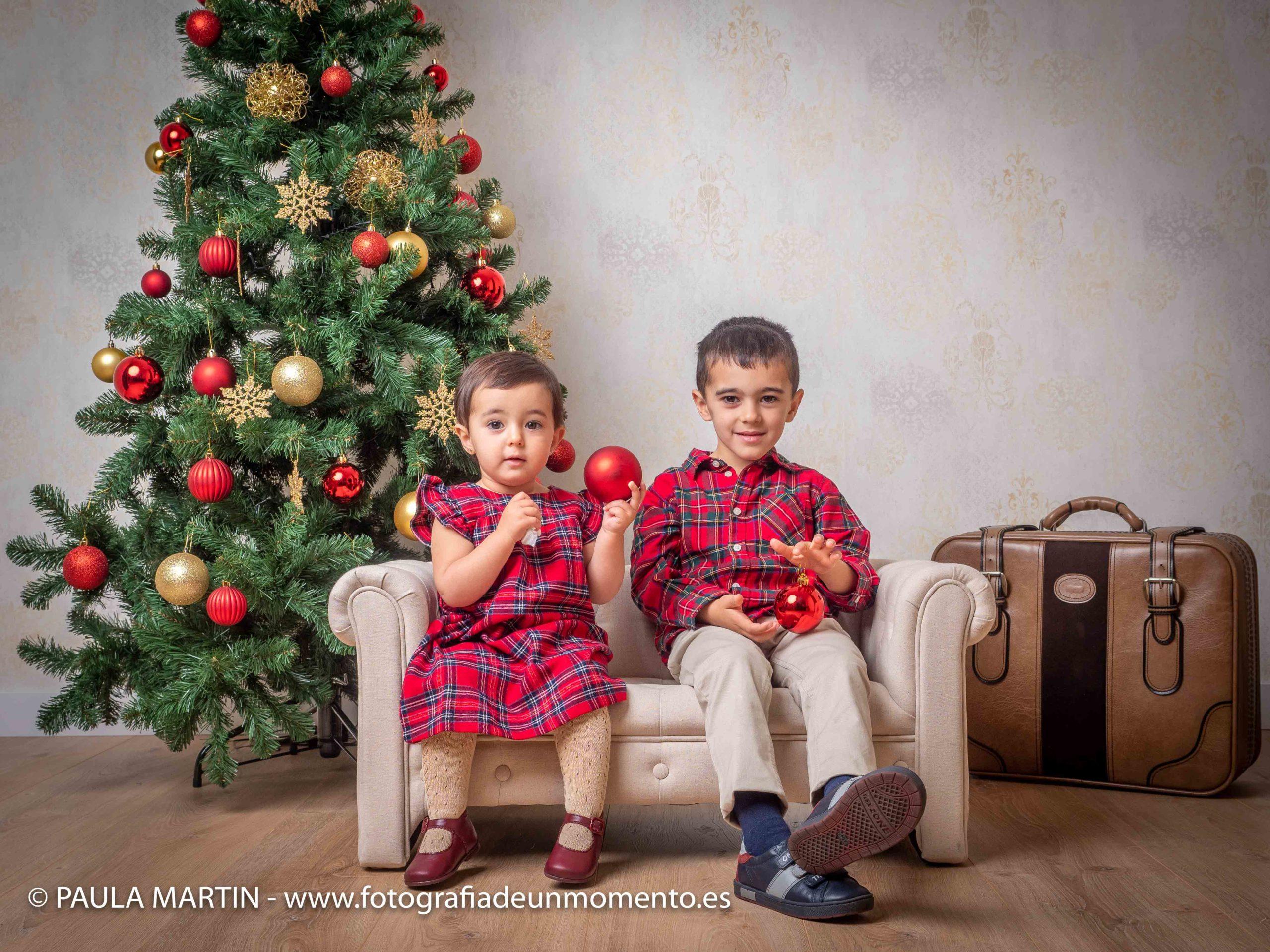 fotos de navidad en familia