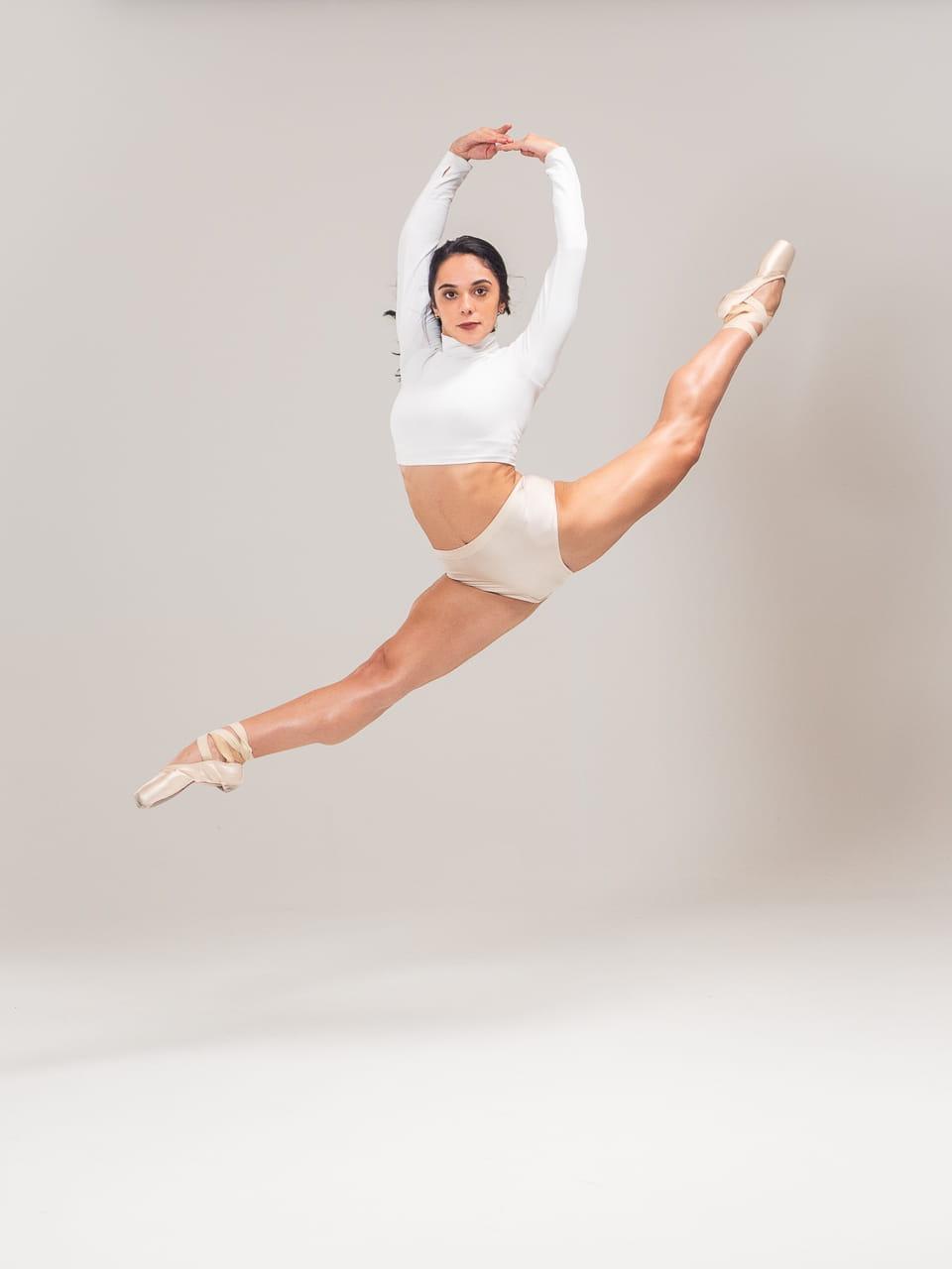foto bailarín ballet