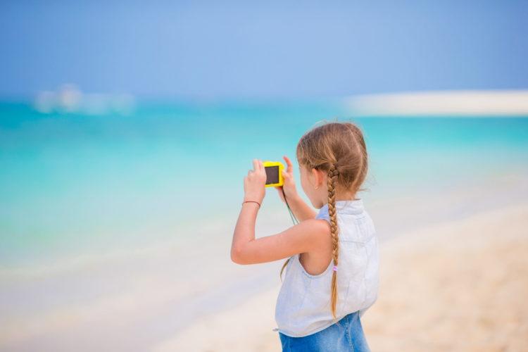 enseñar fotografía a niños